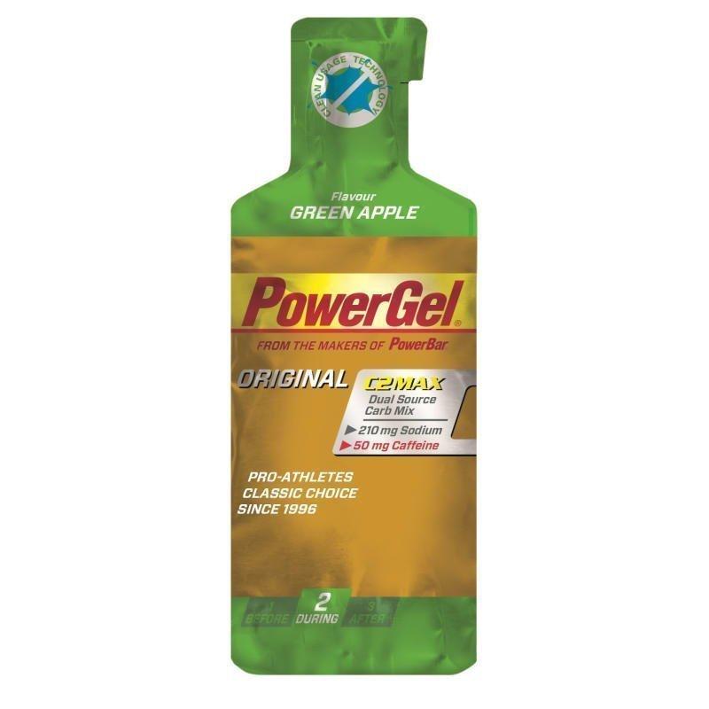 Powerbar PowerGel Original Green Apple+Caffeine Green Apple