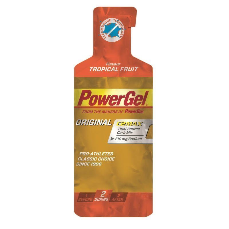 Powerbar PowerGel Original Tropical Fruit Tropical Fruit