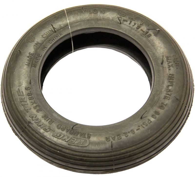 Powerslide Tire Rubber