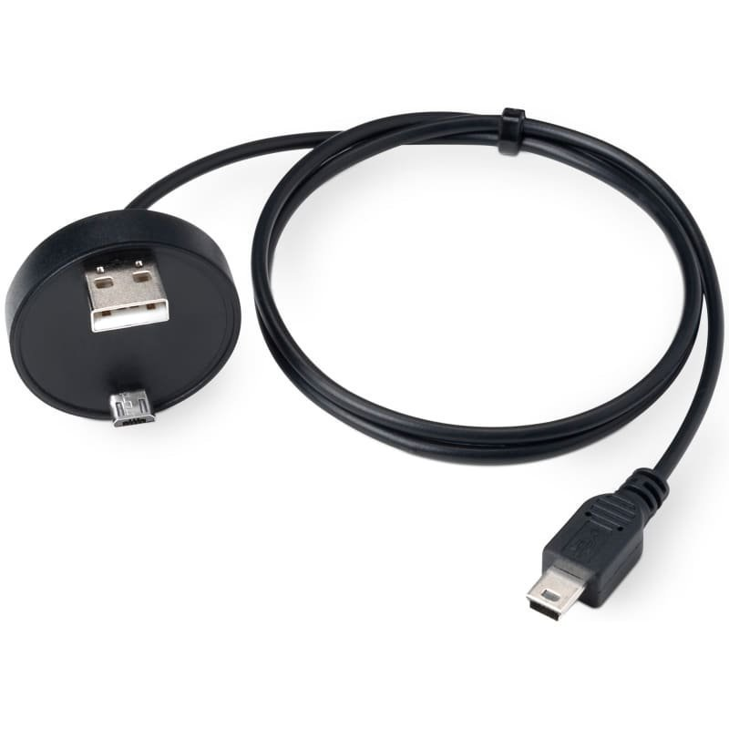 Powertraveller Mini USB for Explorer 2 ONESIZE Black