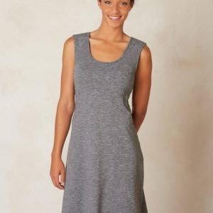 Prana Calico Dress Musta S