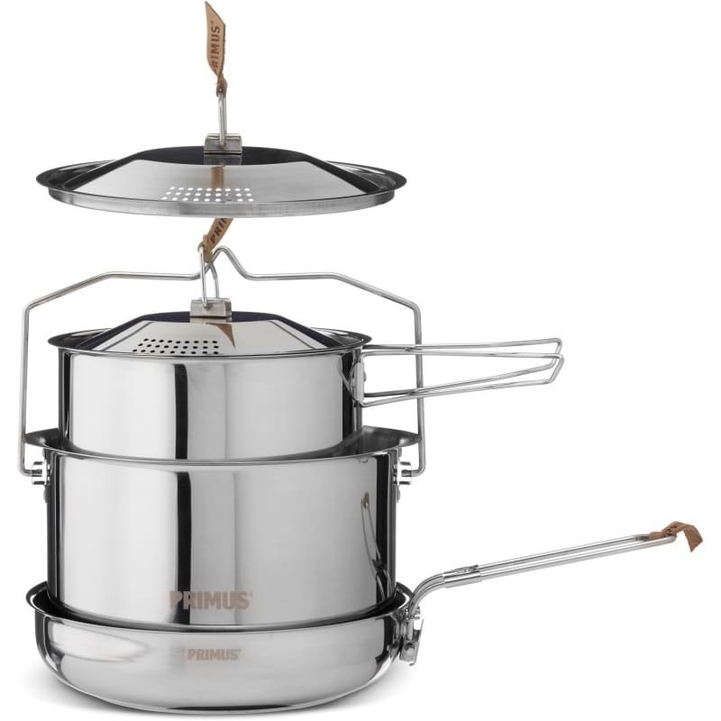 Primus CampFire Cookset S/S - Large No Size No Color