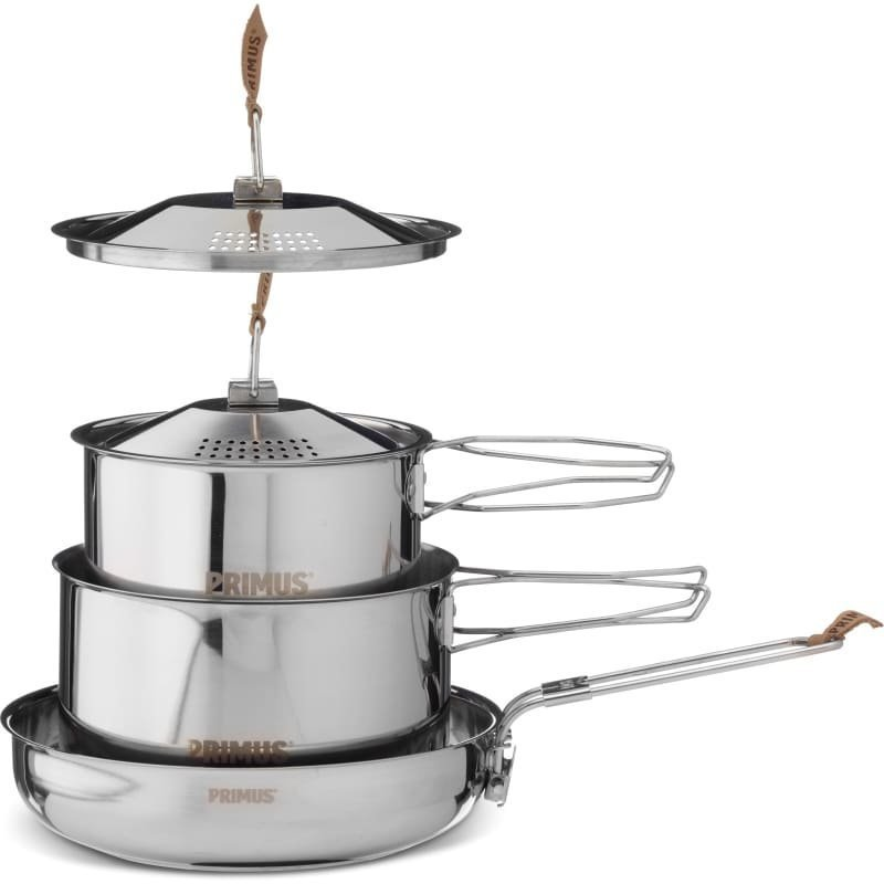 Primus CampFire Cookset S/S - Small No Size No Color