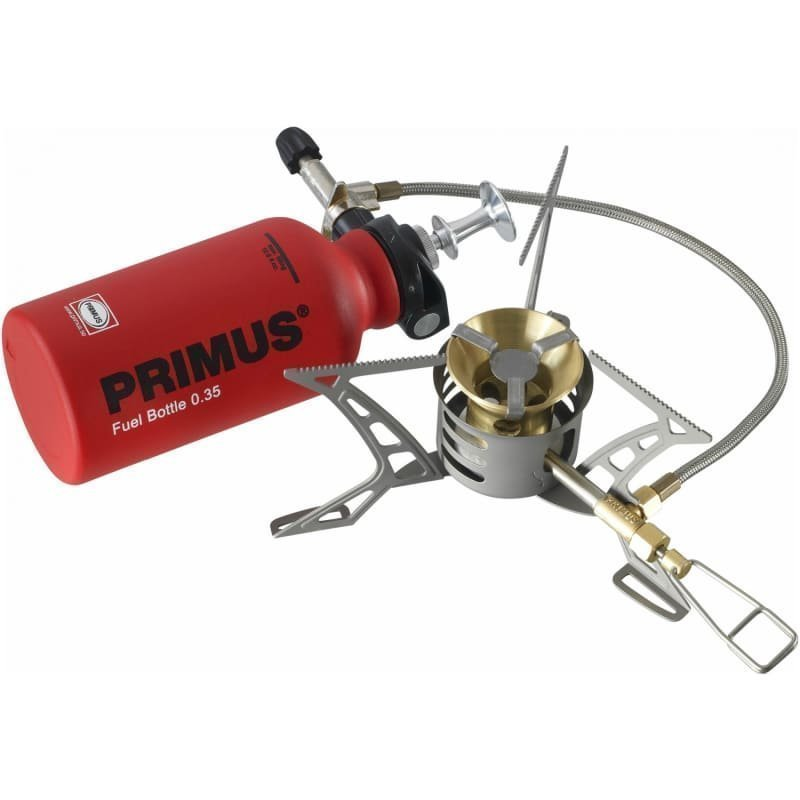 Primus OmniLite Ti Incl Fuel Bottle & Reflector