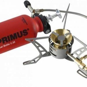 Primus OmniLite Ti and Bottle