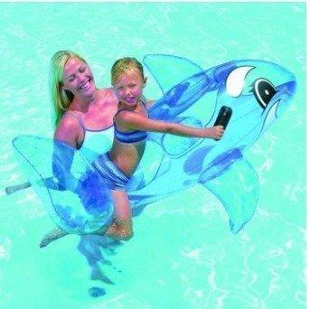 Puhallettava Valas uimalelu