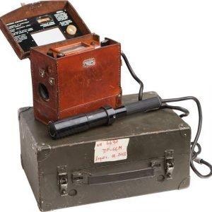 Puolalainen geigermittari DP-66-M ylijäämä