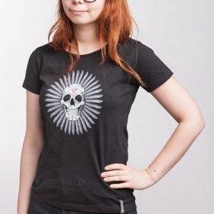 Pure Waste naisten T-paita Skramakukka