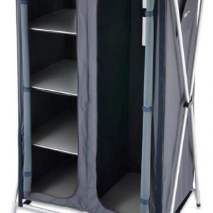 Quick erect cupboard & wardrobe blue