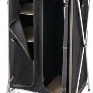 Quick erect cupboard & wardrobe musta
