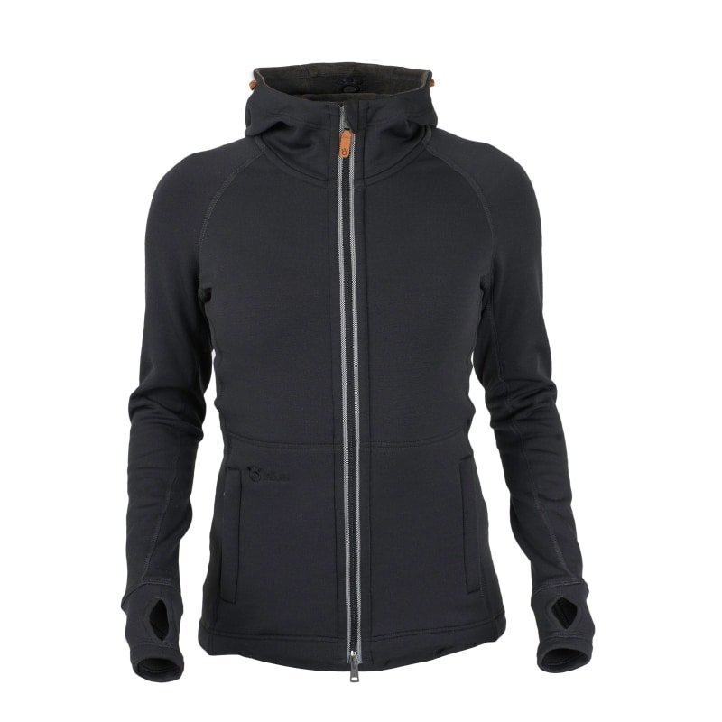 Röjk CHICKS Cordura Zippen Hood L Blackberry