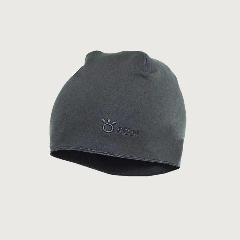 Röjk Combo Beanie Dark Grey