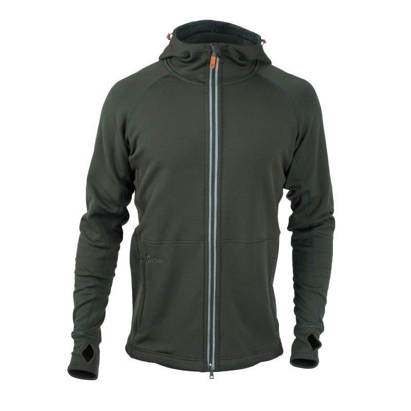 Röjk GUYS Cordura Zippen Hood XL Zatar
