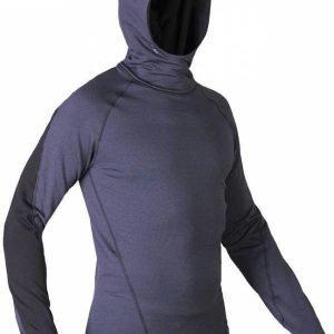 Röjk Tvister Helmet Hood Musta M
