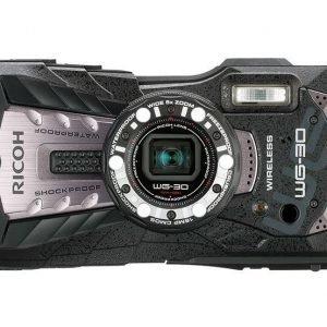 RICOH WG-30 WI-FI vedenkestävä kamera