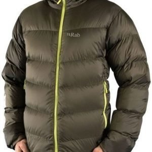 Rab Ascent Jacket Dark Olive L