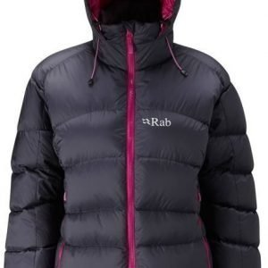 Rab Ascent Women's Jacket dark grey 14