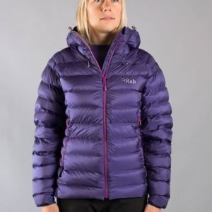 Rab Electron Women's Jacket Lila 8