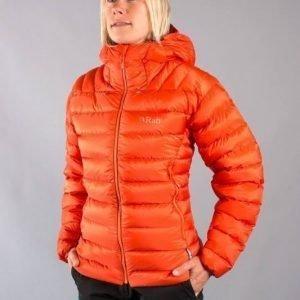 Rab Electron Women's Jacket Oranssi 10