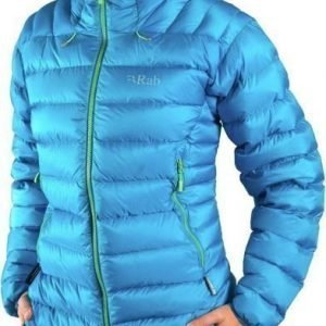 Rab Electron Women's Jacket Turkoosi 10