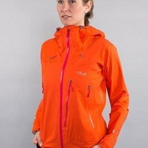 Rab Firewall Jacket Women's Oranssi 14