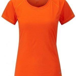 Rab Interval Tee Women Oranssi 12