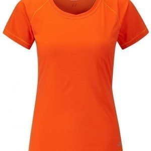 Rab Interval Tee Women Oranssi 16