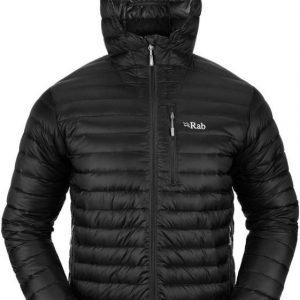Rab Microlight Alpine Jacket Musta XXL