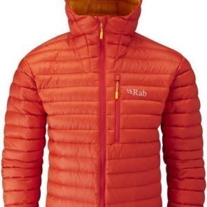 Rab Microlight Alpine Jacket Oranssi S