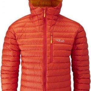 Rab Microlight Alpine Jacket Oranssi XXL