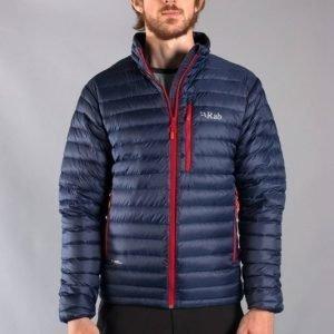Rab Microlight Alpine Jacket Tummansininen S
