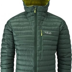 Rab Microlight Alpine Jacket Vihreä M