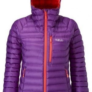 Rab Microlight Alpine Women's Jacket Lila 10
