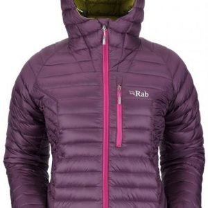 Rab Microlight Alpine Women's Jacket Tummanpunainen 8