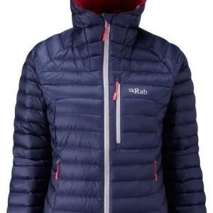 Rab Microlight Alpine Women's Jacket Tummansininen 12