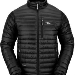 Rab Microlight Jacket Musta XL