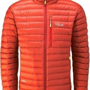 Rab Microlight Jacket Oranssi XXL