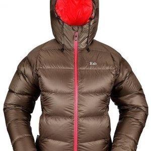 Rab Neutrino Endurance Women's Jacket Ruskea 14