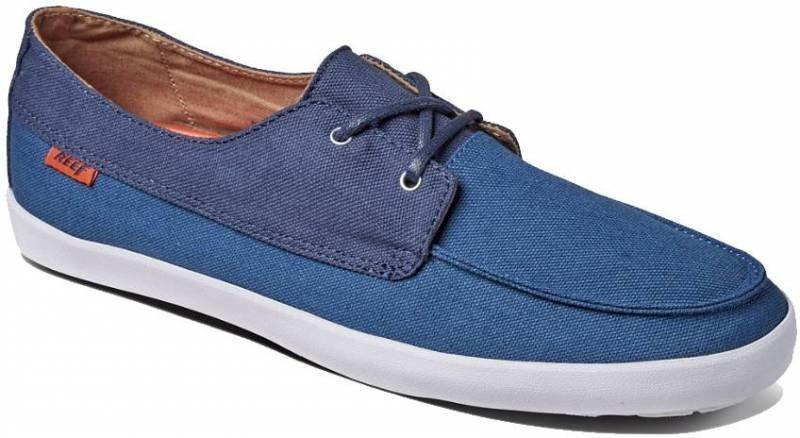 Reef Deckhand Low Navy USM 8