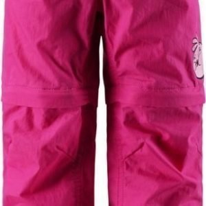 Reima Angry Birds Zip-Off Pants Pinkki 104