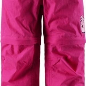 Reima Angry Birds Zip-Off Pants Pinkki 128