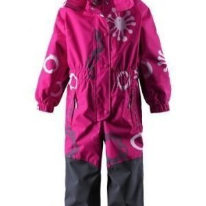 Reima Cerite Overall Pink 122