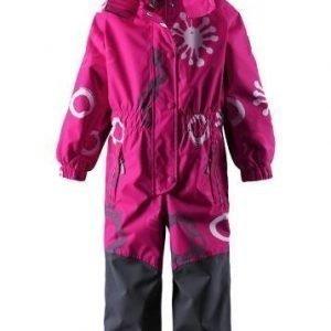 Reima Cerite Overall Pink 128