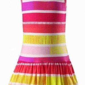 Reima Cranberry Dress Pink 104