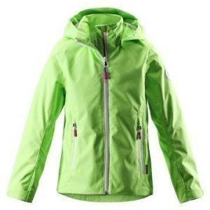 Reima Cress Jacket Lime 134