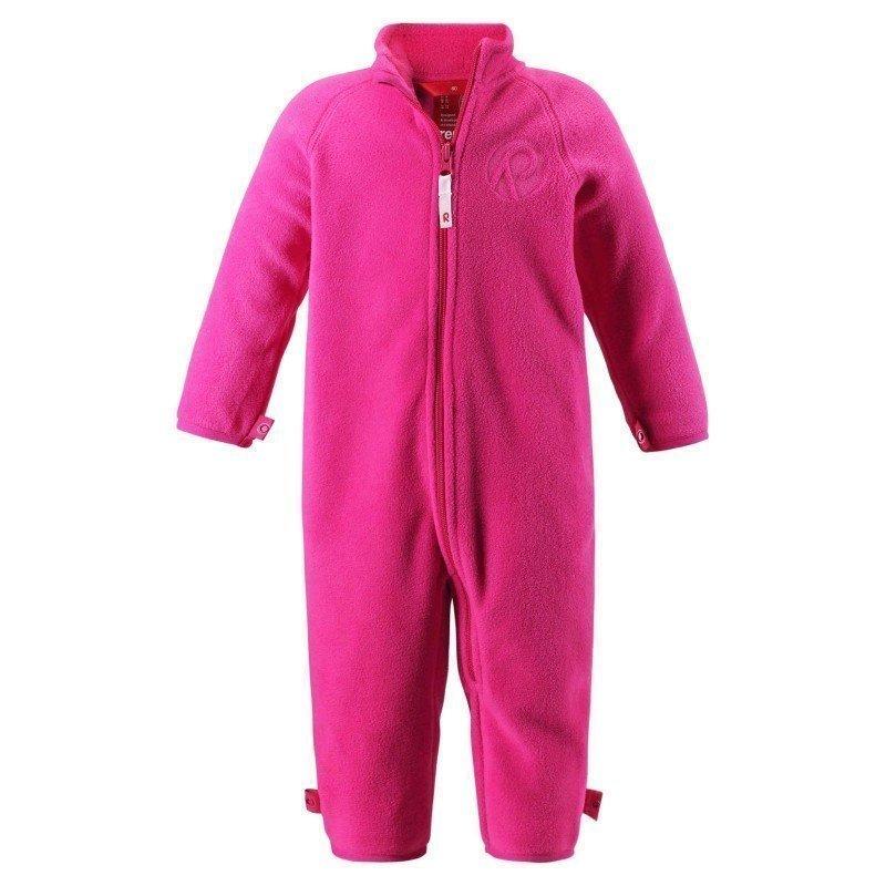 Reima Fleece overall Ester 98 Ester Pink