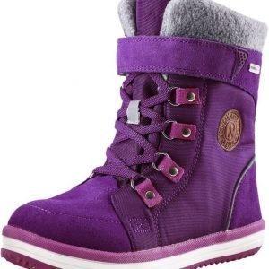 Reima Freddo Boot Tummanpunainen 28