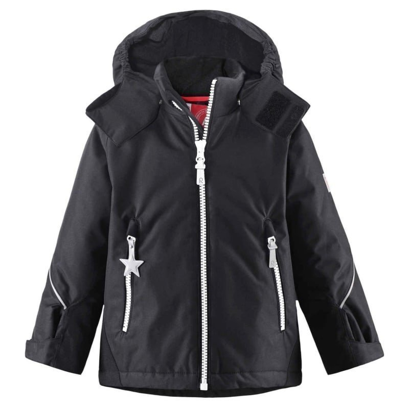 Reima Juonet Kiddo Jacket 104 Black