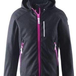 Reima Kaareva Jacket Musta 164