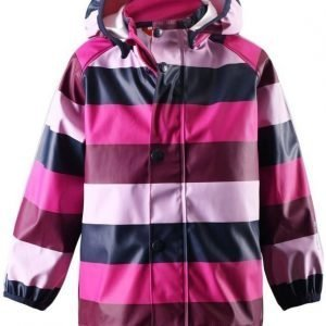 Reima Kupla Raincoat Pink 140